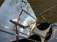Všestranný solární vařič Papillon