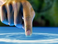 Ovládání budoucnosti? Multi-touch displej!