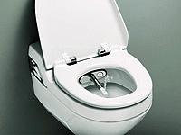 Hygiena pro celou rodinu se sprchovací toaletou Geberit Balena